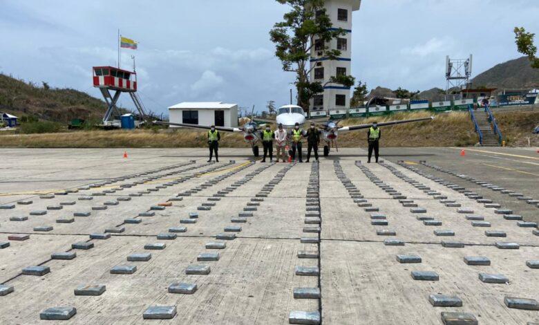 Patrulla Aérea Colombiana desmiente la versión de la Narco-avioneta 1
