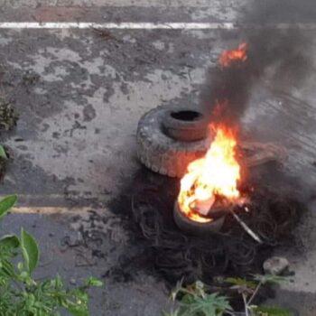 Incomunicado y sin agua amaneció municipio de Cajamarca 3