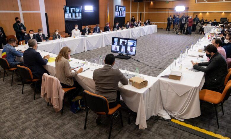 Gobernadores hacen llamado a terminar bloqueos en el país 5