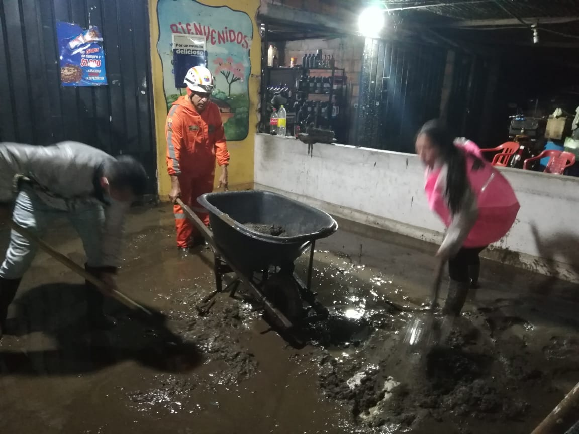 Emergencia en Cajamarca por crecientes de ríos 17