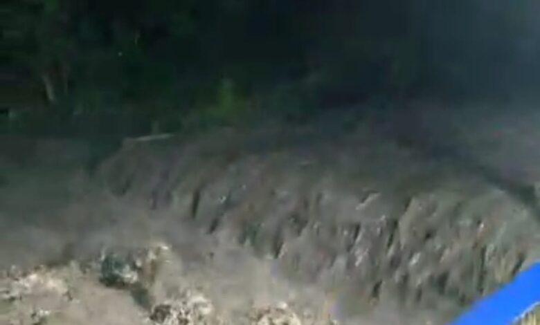 Creciente del Combeima afectará suministro de agua en Ibagué 1