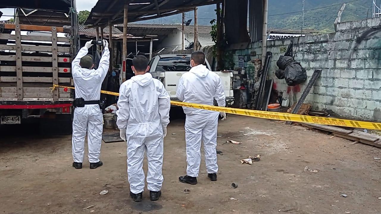 """Usaron arma con silenciador para asesinar a """"Sol"""" al sur de Ibagué 5"""