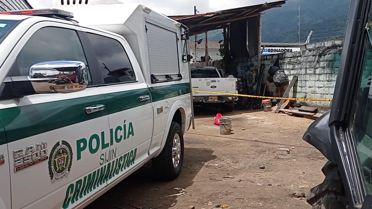"""Usaron arma con silenciador para asesinar a """"Sol"""" al sur de Ibagué 4"""