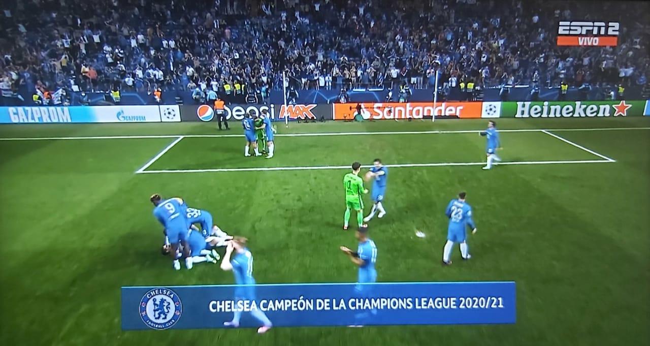 Con 16.500 espectadores se juega la final de la Champions League 9