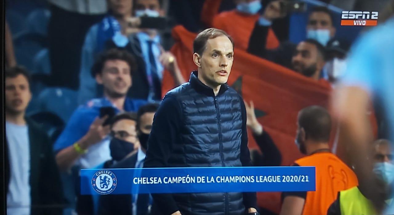 Con 16.500 espectadores se juega la final de la Champions League 11