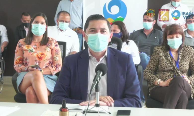 No más toques de queda, le pide el alcalde de Ibagué al Gobierno Duque 1