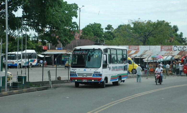 Transportadores no quieren ir a municipios del sur del Tolima 1