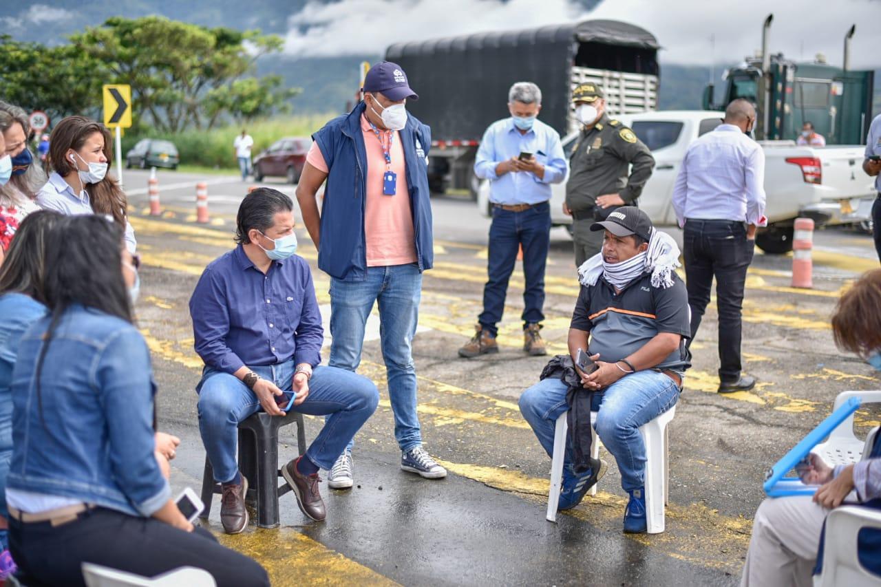 Ibagué abrirá corredores humanitarios durante protestas 6