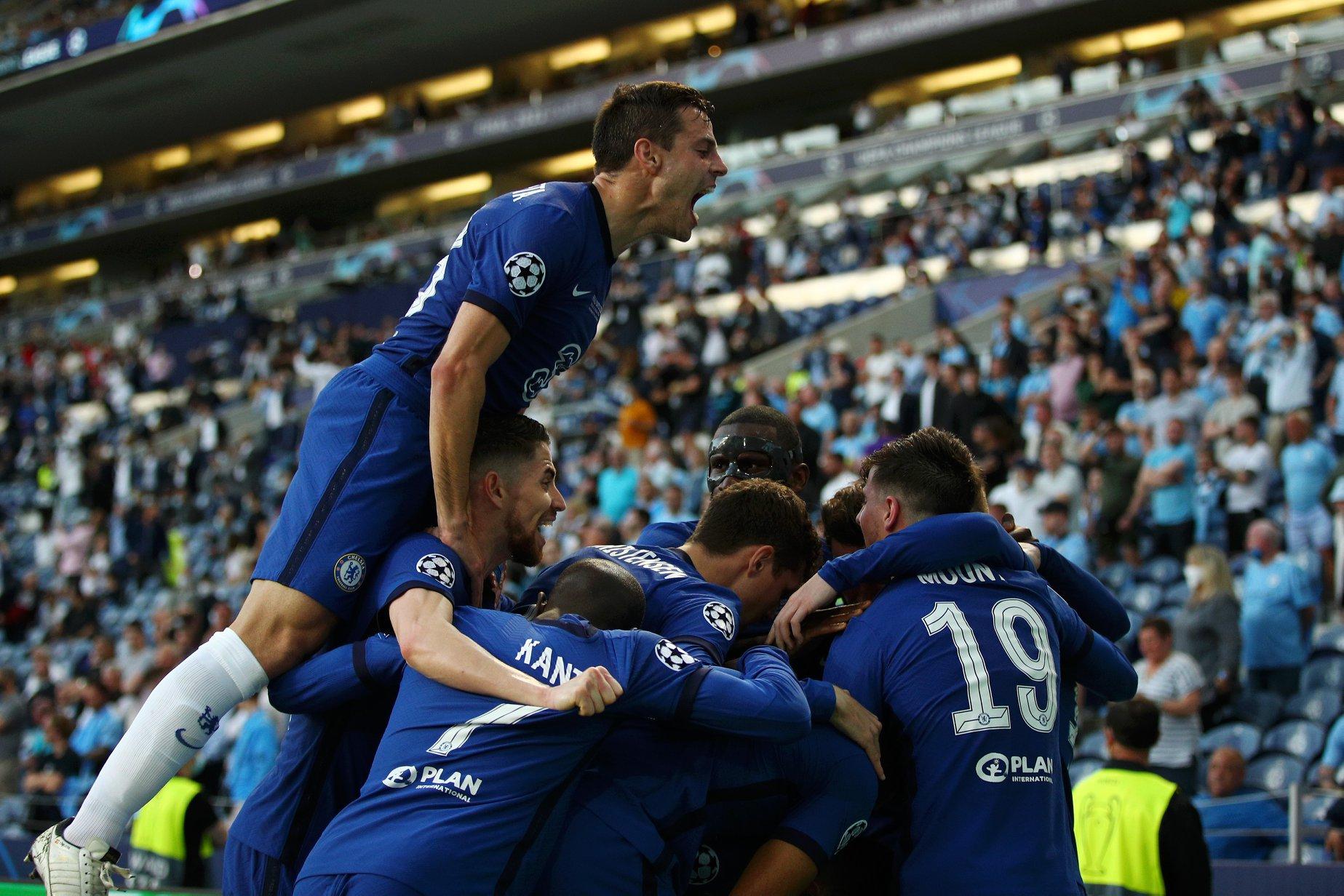 Con 16.500 espectadores se juega la final de la Champions League 8