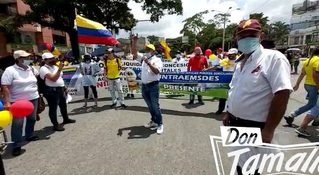 22 capturados y 21 policías heridos el balance de las protestas del 20 de julio en Colombia 1