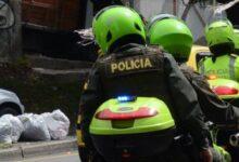 Se entregó el patrullero que disparó contra Santiago Murillo 23