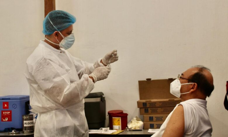 Aprueban en Ibagué vacunas en mayores de 35 años 1