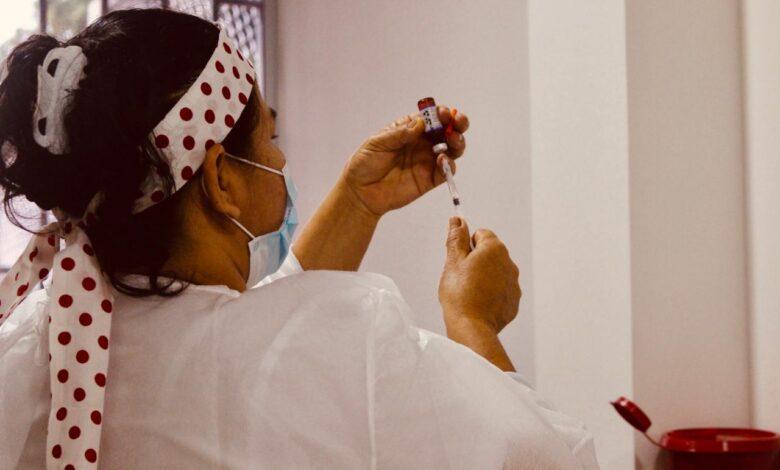 Inicia la etapa 5 de vacunación: colombianos entre 35 y 39 años 1