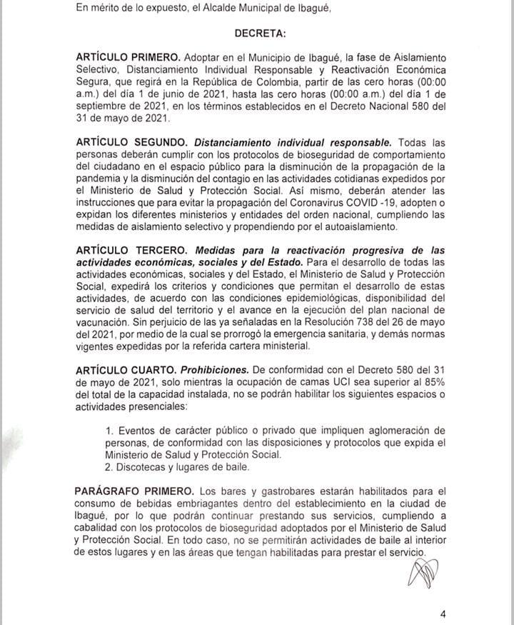 Sector nocturno no cerrará por aumento de casos Covid, así funcionará 7
