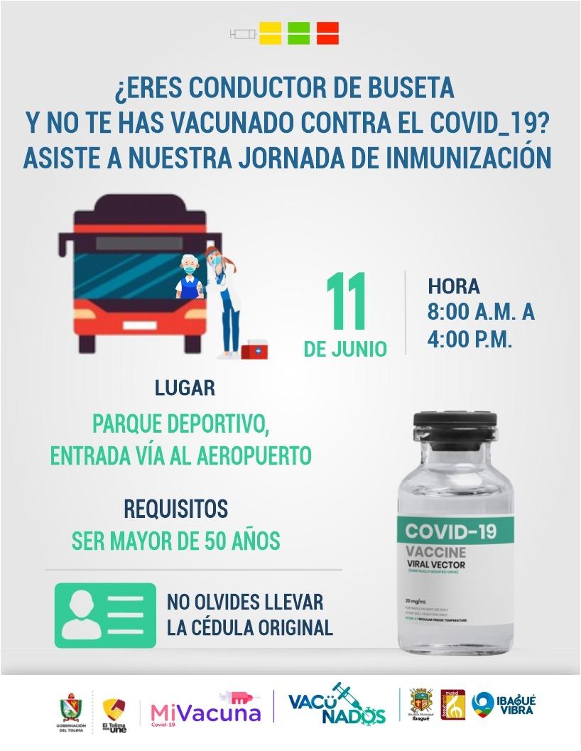 Inicia vacunación contra el Covid-19 en mayores de 16 años con enfermedades de base 7