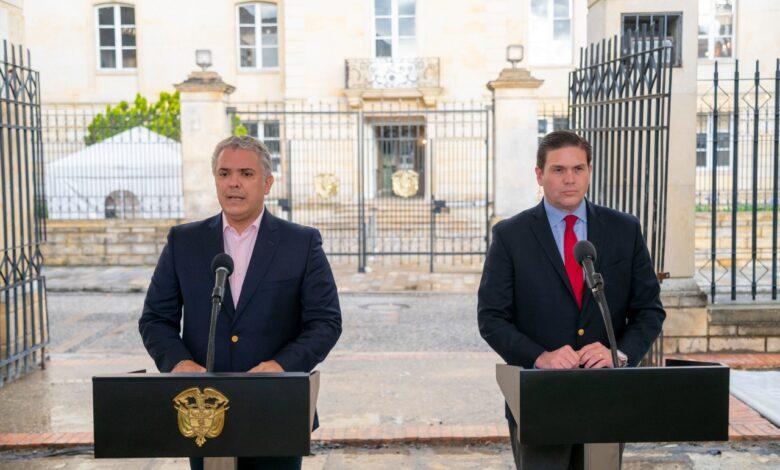 Nombran a Juan Carlos Pinzón, nuevo embajador de Colombia en Washington 1