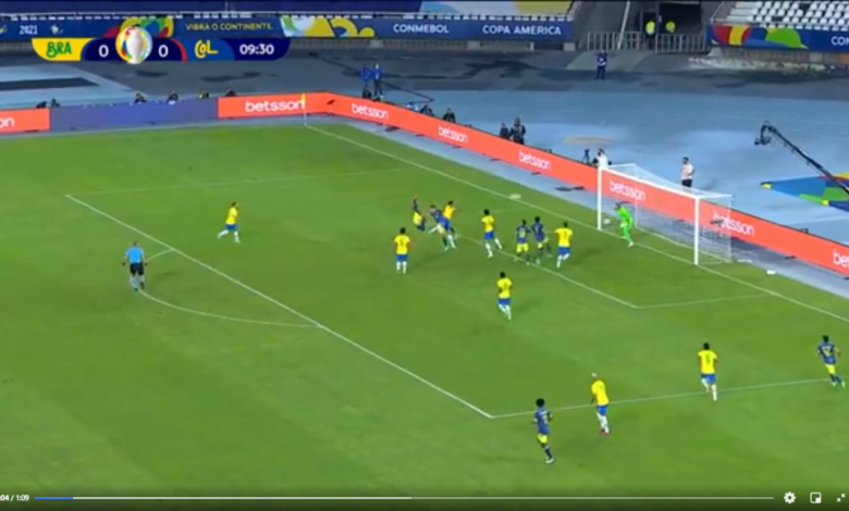 Con tutela veeduría colombiana quiere que se repita el partido entre Colombia y Brasil 1