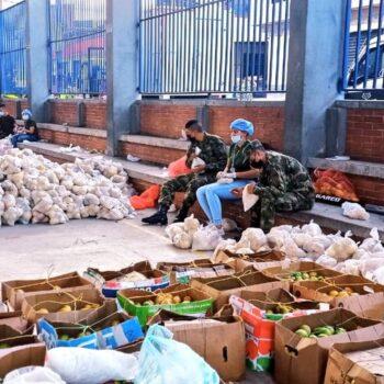 1100 mercados se vendieron en Ibagué, producidos por 300 familias campesinas de Santa Isabel 5