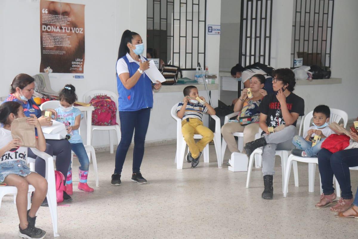 Niños y niñas víctimas del Tolima reconocen sus derechos y fortalecen sus capacidades 2