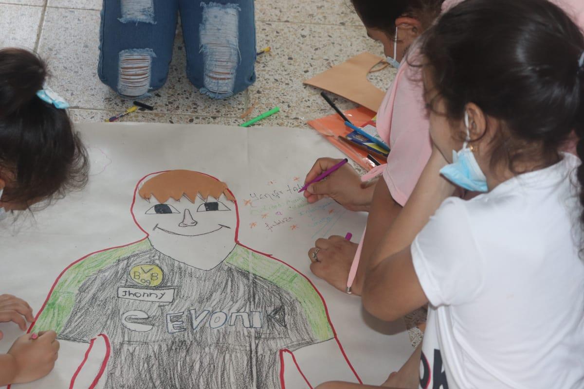 Niños y niñas víctimas del Tolima reconocen sus derechos y fortalecen sus capacidades 3