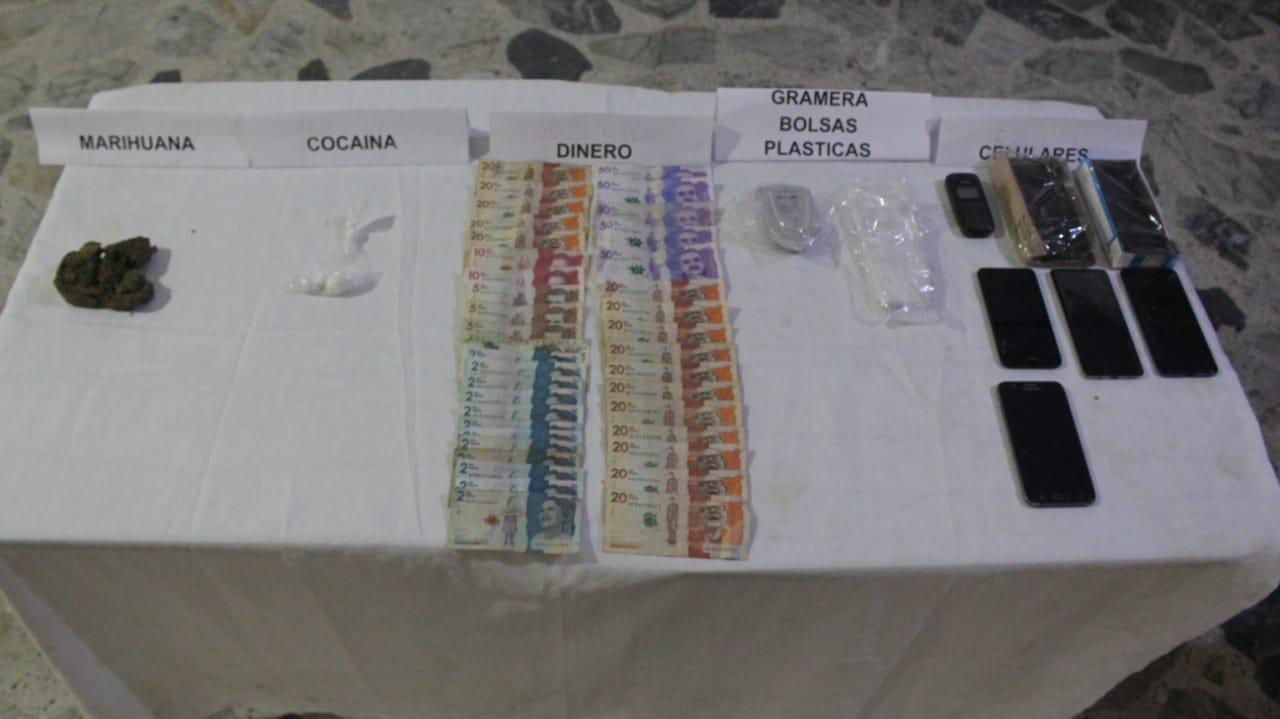 Estas 11 personas eran las encargadas de expender drogas a domicilio en al menos 61 barrios de Ibagué 4