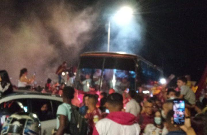 Hoy es día cívico en Ibagué y a pesar de las medidas restrictivas nadie hizo caso 1