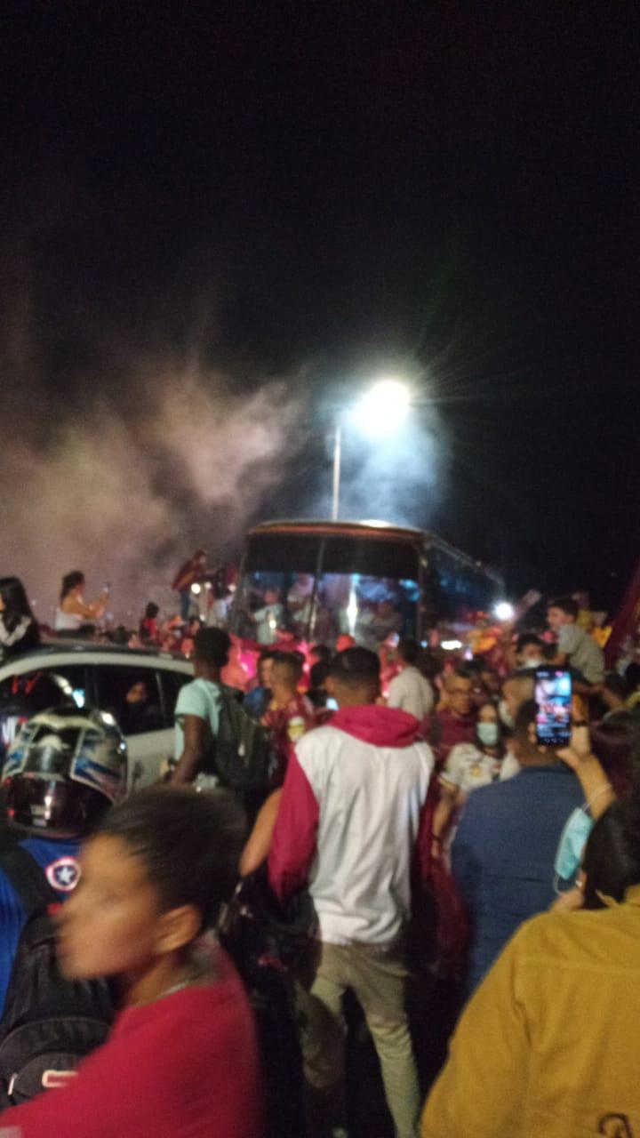 Hoy es día cívico en Ibagué y a pesar de las medidas restrictivas nadie hizo caso 3