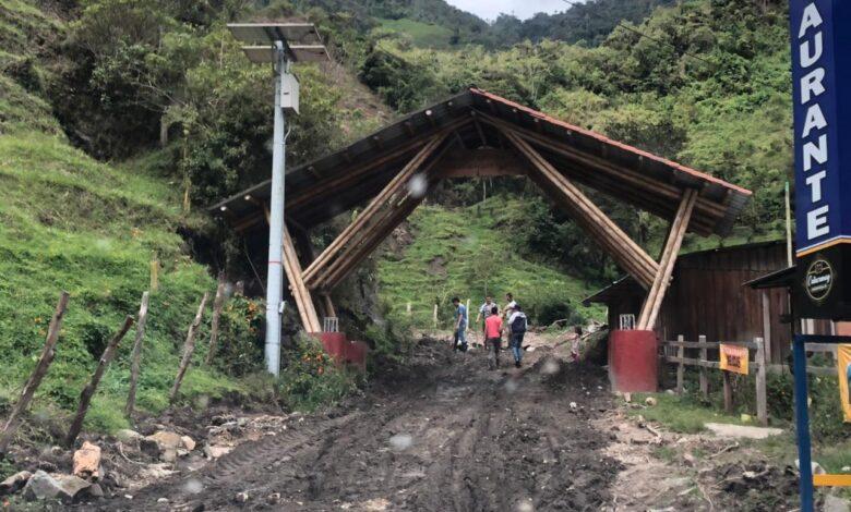 Cuatro emergencias por lluvias se atendieron en zona rural de Ibagué 3