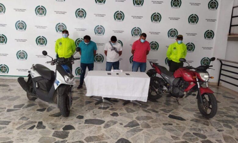Estos son los delitos imputados a tres hombres dedicado al hurto en todas sus modalidades en Ibagué 1