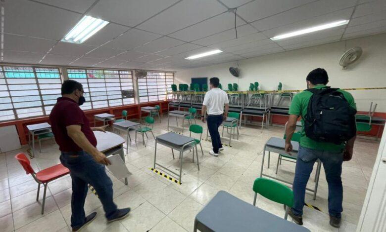 Autoridades en Ibagué adelantan inspección a colegios para el retorno presencial a las aulas 1