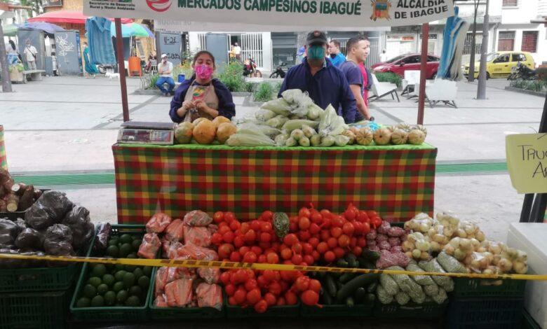 Aliste el canasto para la doble jornada de Mercados Campesinos en Ibagué 1