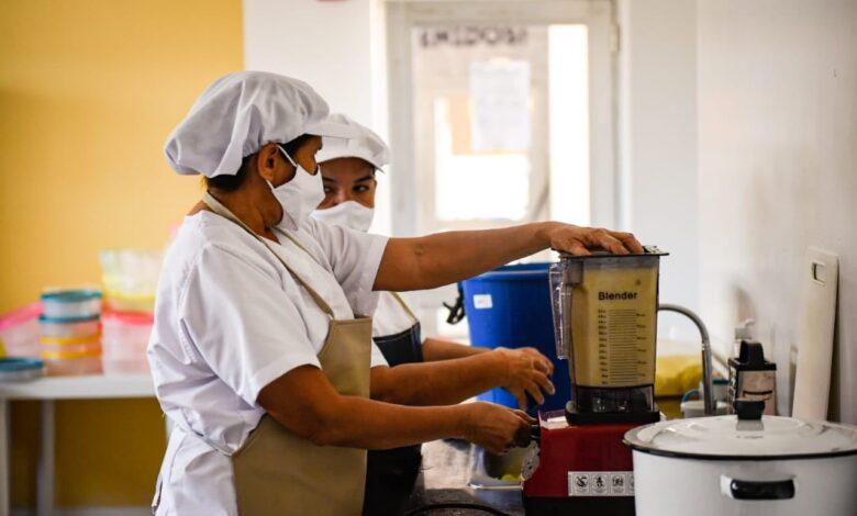 Se ponen en marcha comedores comunitarios que beneficiarán a más de 6.500 ibaguereños 1