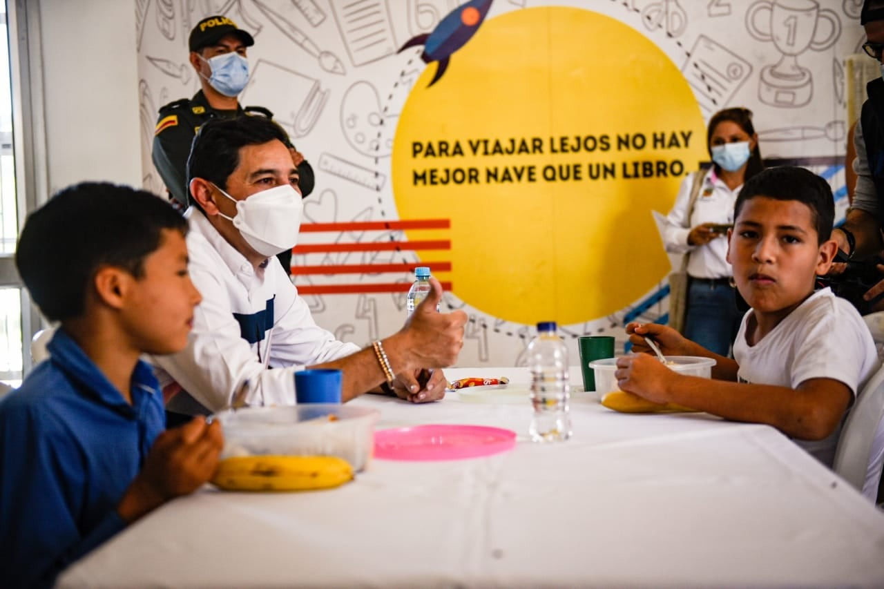 Se ponen en marcha comedores comunitarios que beneficiarán a más de 6.500 ibaguereños 2