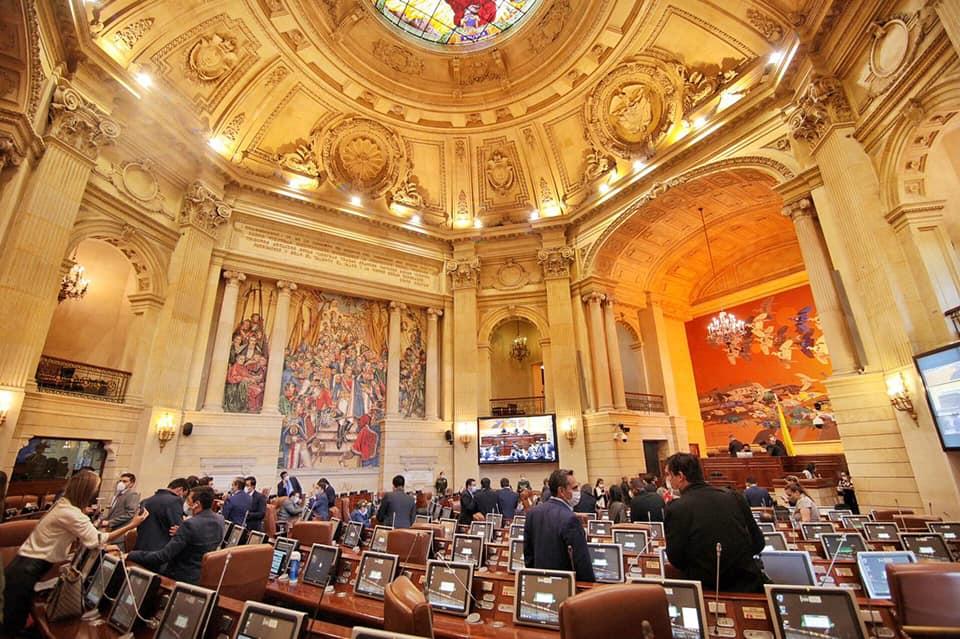 Cámara de Representantes también hundió moción de censura contra Diego Molano 3