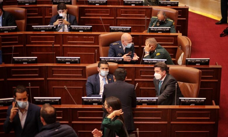 Imagen de la Cámara de Representantes