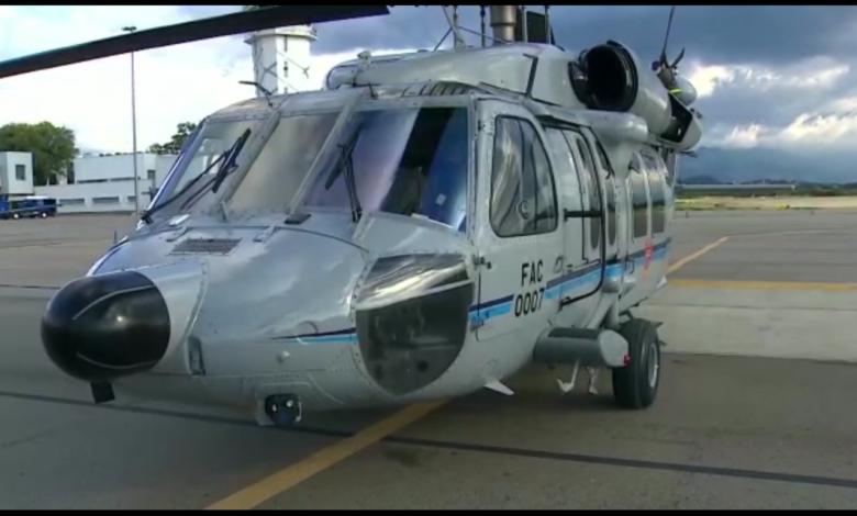 Atacaron el helicóptero del presidente Iván Duque en Norte de Santander 1