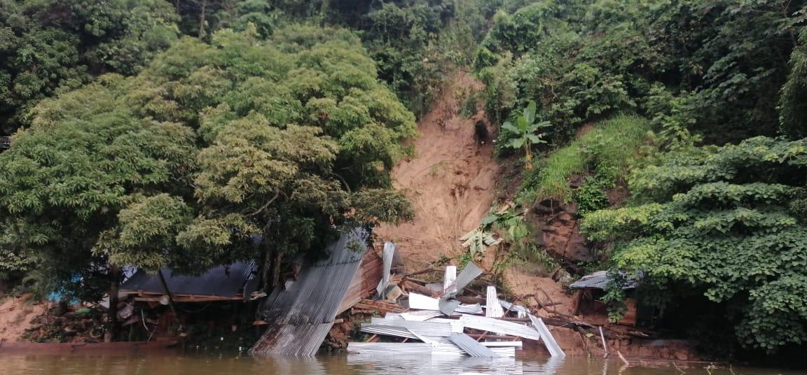 Decretan calamidad pública en el Tolima por alto número de afectaciones en la temporada de más lluvias 8