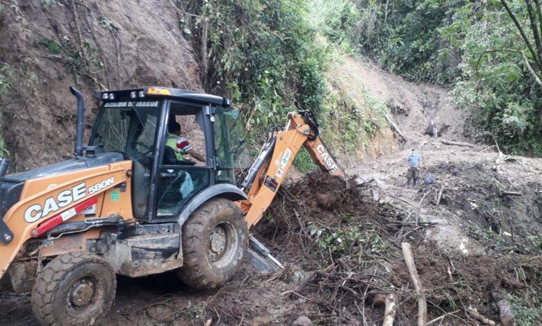 Cuatro emergencias por lluvias en zona rural de Ibagué 3