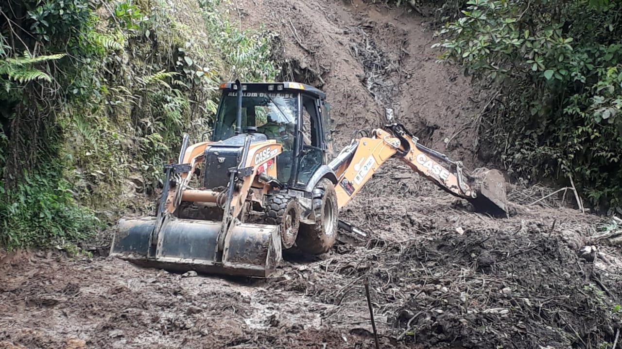 Cuatro emergencias por lluvias en zona rural de Ibagué 4