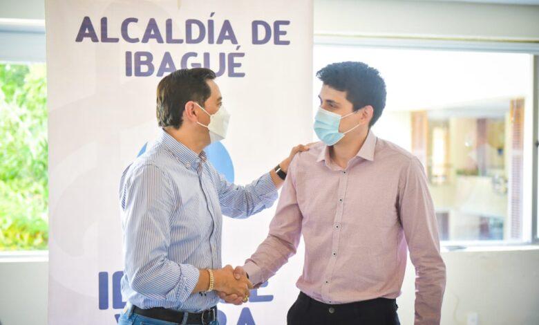Él es el nuevo Director de Salud Pública de Ibagué 1