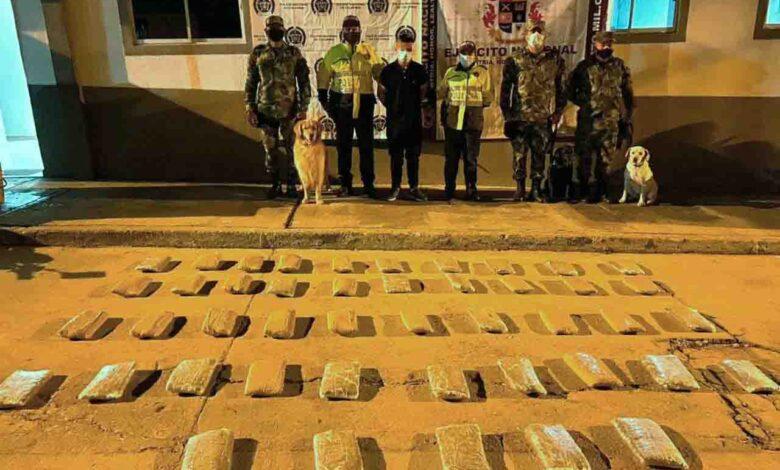 Aumentan los correos de drogas humanos entre el Cauca y Bogotá 1