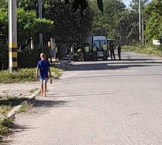Policía fue asesinado en el Bosque del Roa en El Espinal 3
