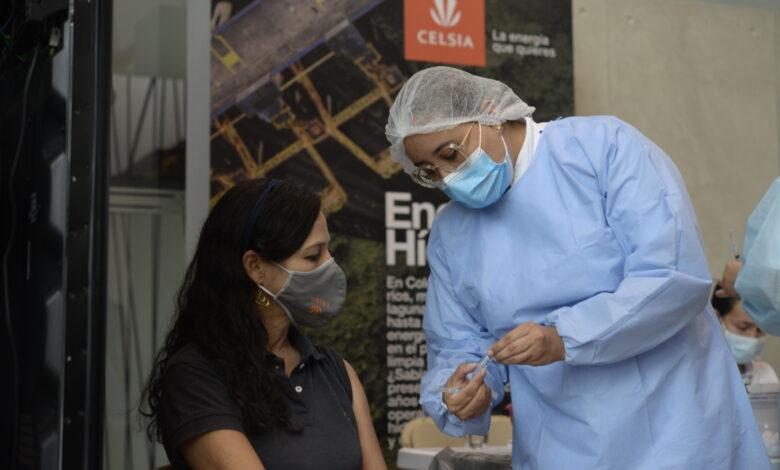 Celsia inicia la vacunación de sus colaboradores en el Tolima 3