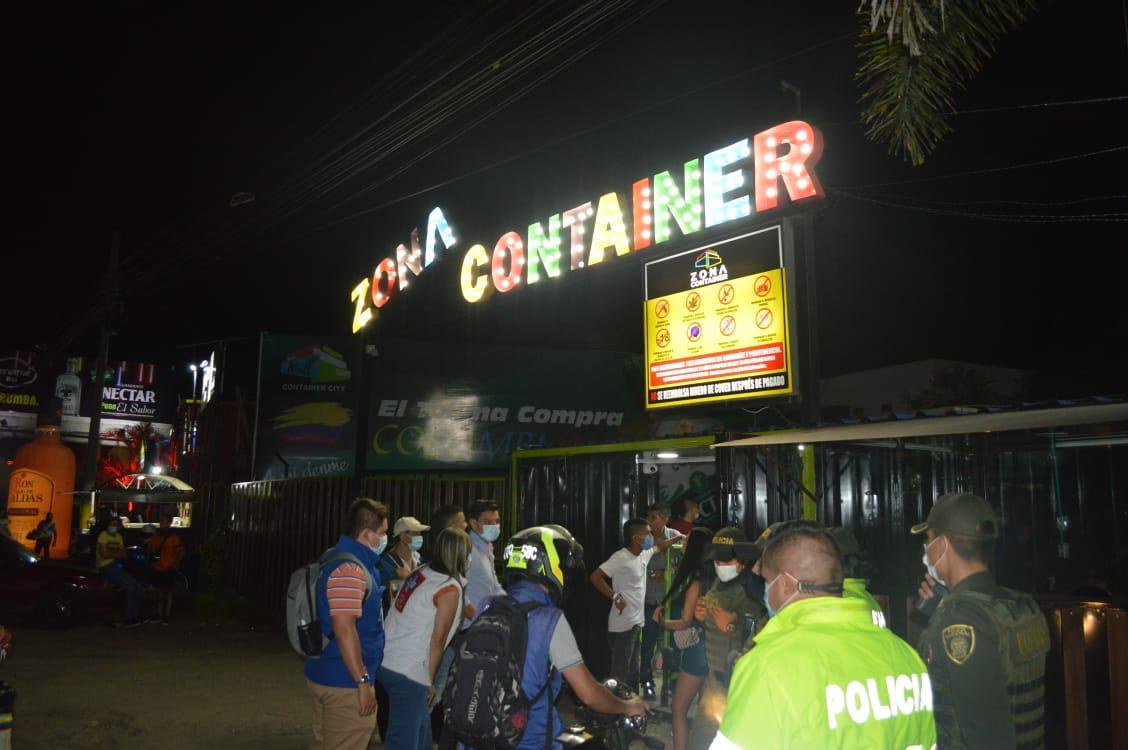 20 bares fueron sellados preventivamente por incumplimiento a medida sanitaria 4