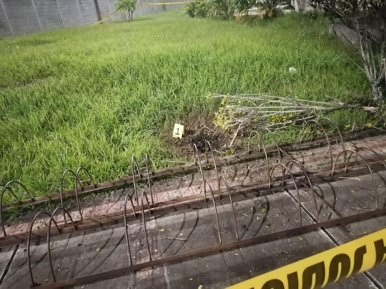 Lanzaron una granada a la cárcel de Picaleña 5