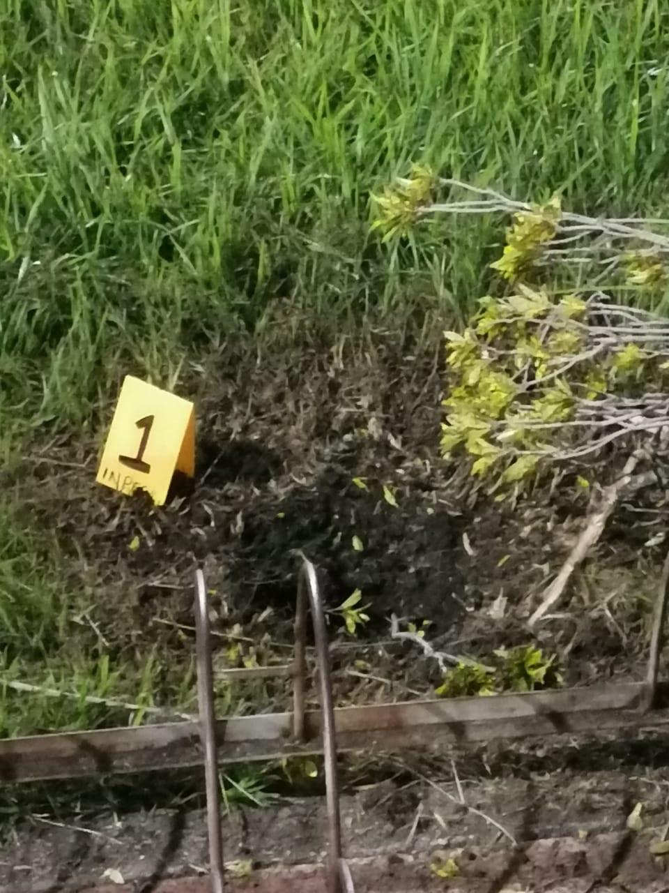 Lanzaron una granada a la cárcel de Picaleña 3