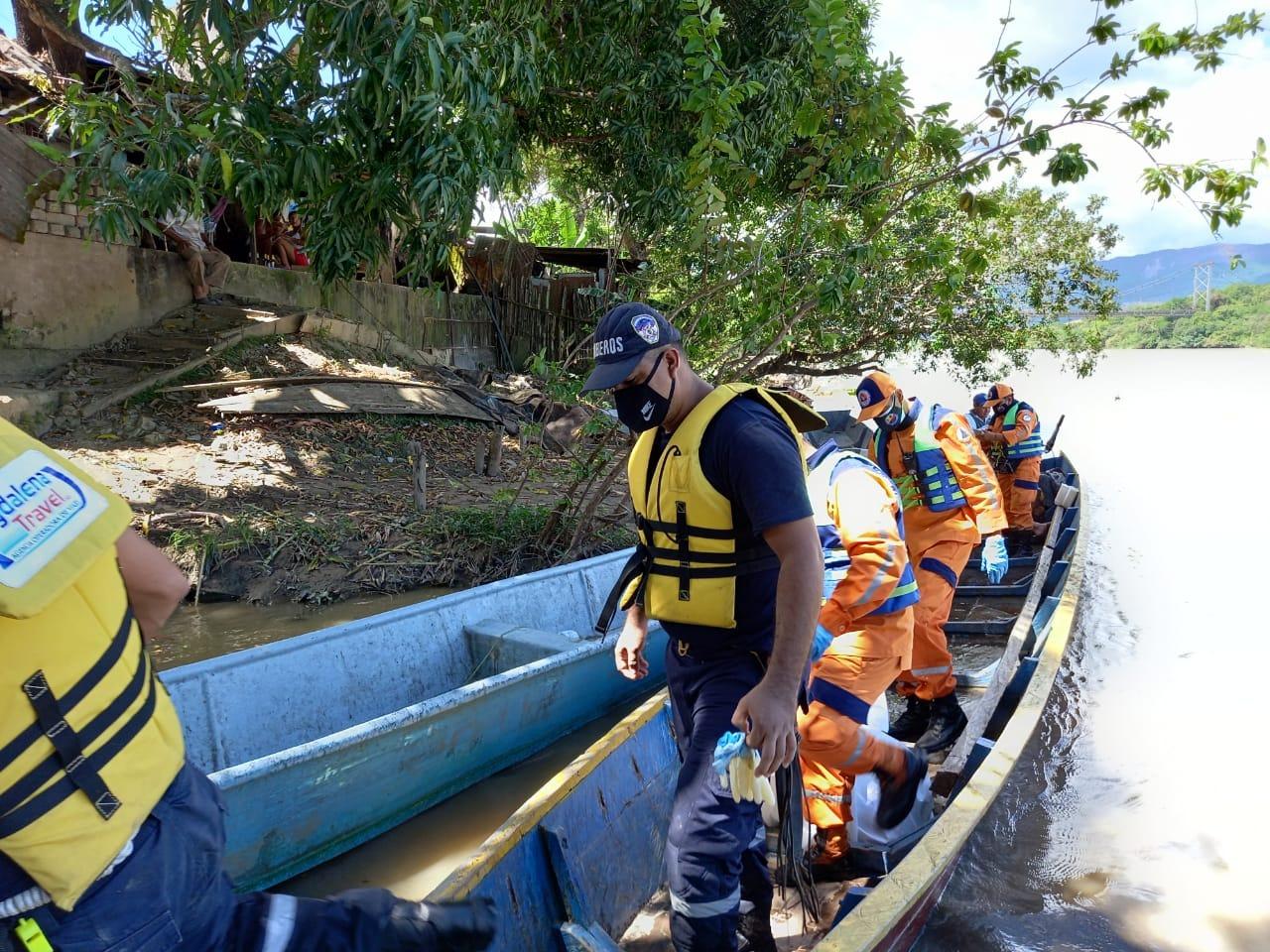 Tres personas mueren por inmersión en el Tolima 9