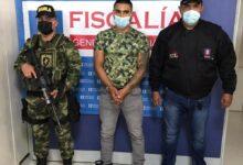 Secuestrador fue capturado en el Huila por Soldados del Gaula Militar Tolima 25