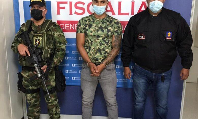 Secuestrador fue capturado en el Huila por Soldados del Gaula Militar Tolima 1