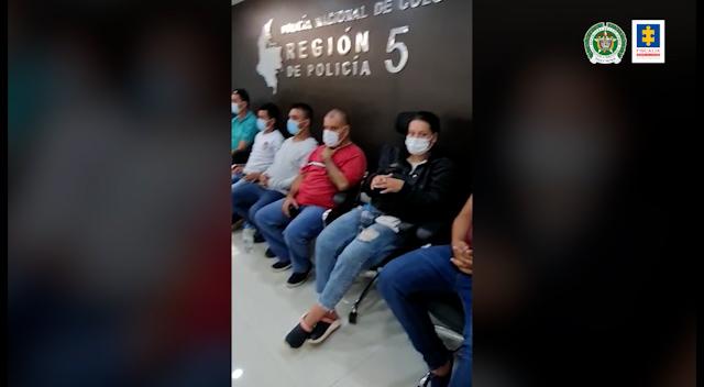 Un retirado del Ejército y nueve personas más capturados por atentados en Norte de Santander 1